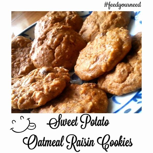 Oatmeal Cookies Made With Cake Flour