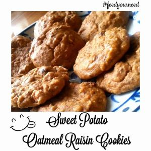 SP oatmeal raisin cookies
